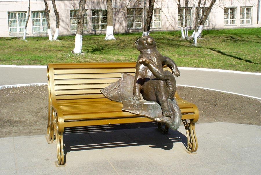 Городская скульптура Йошкар-Олы