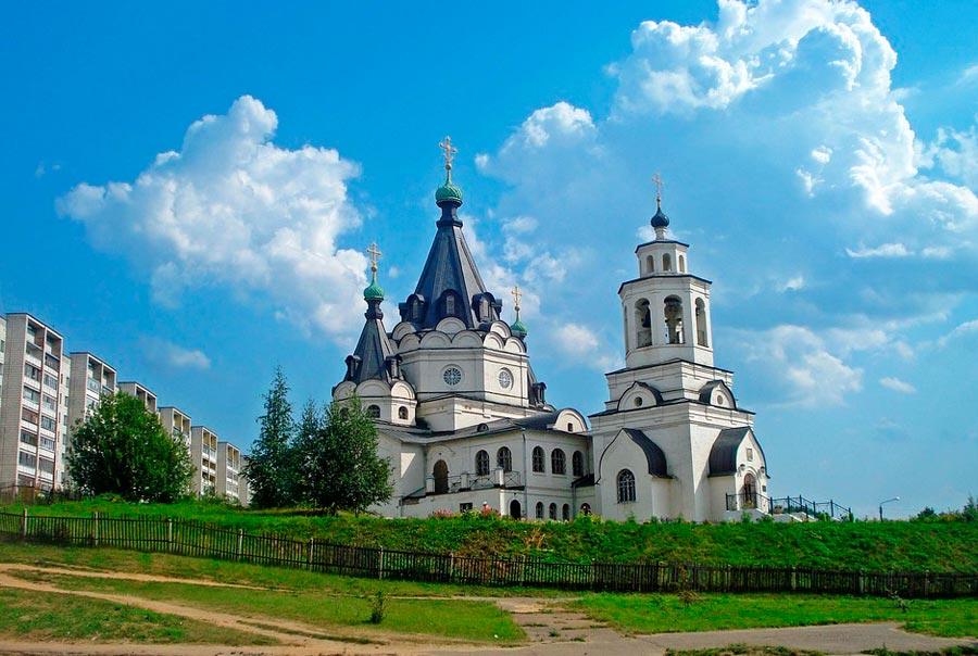 Достопримечательности Костромы фото