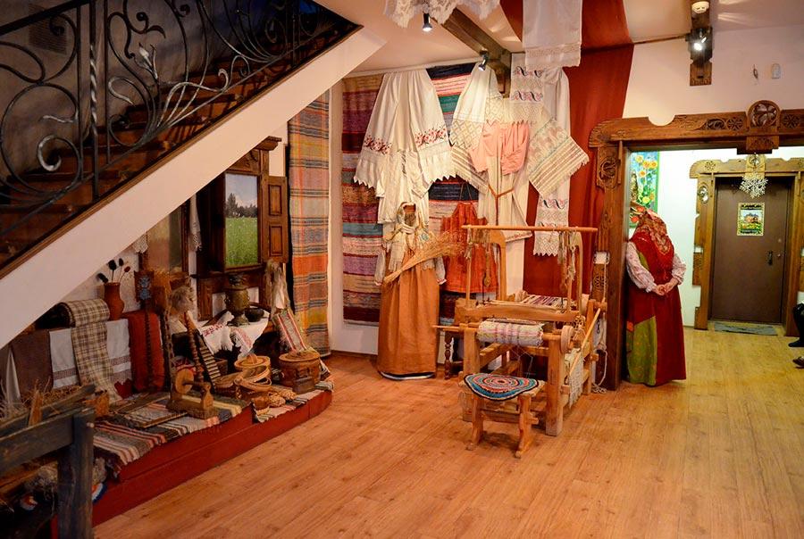 Музей льна и бересты фото