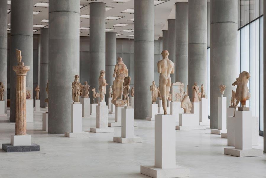 Новый музей Акрополя (Афины)