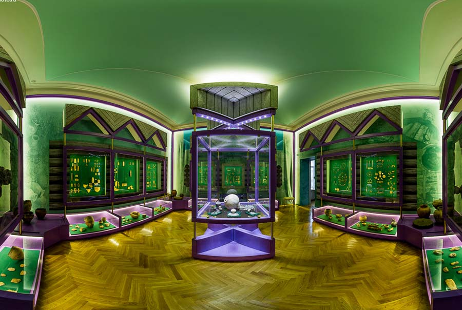 Областной краеведческий музей фото