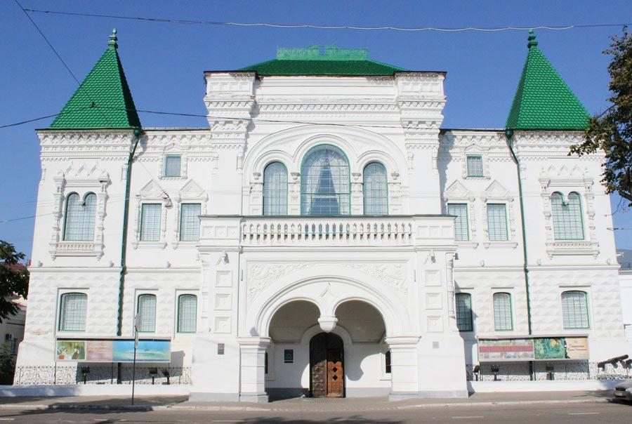 Романовский музей фото