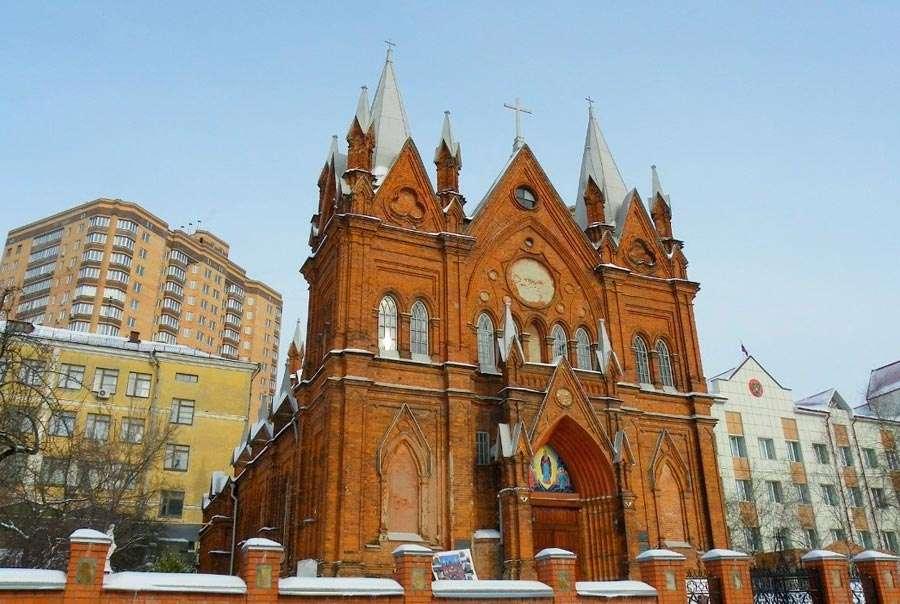 Фотографии и описание достопримечательностей Курска