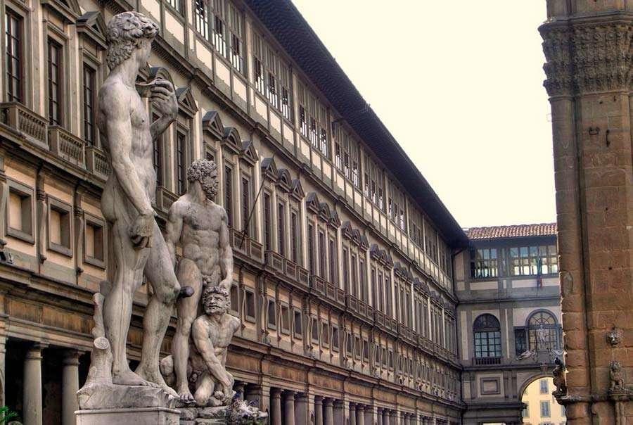 9 интересных достопримечательностей Флоренции