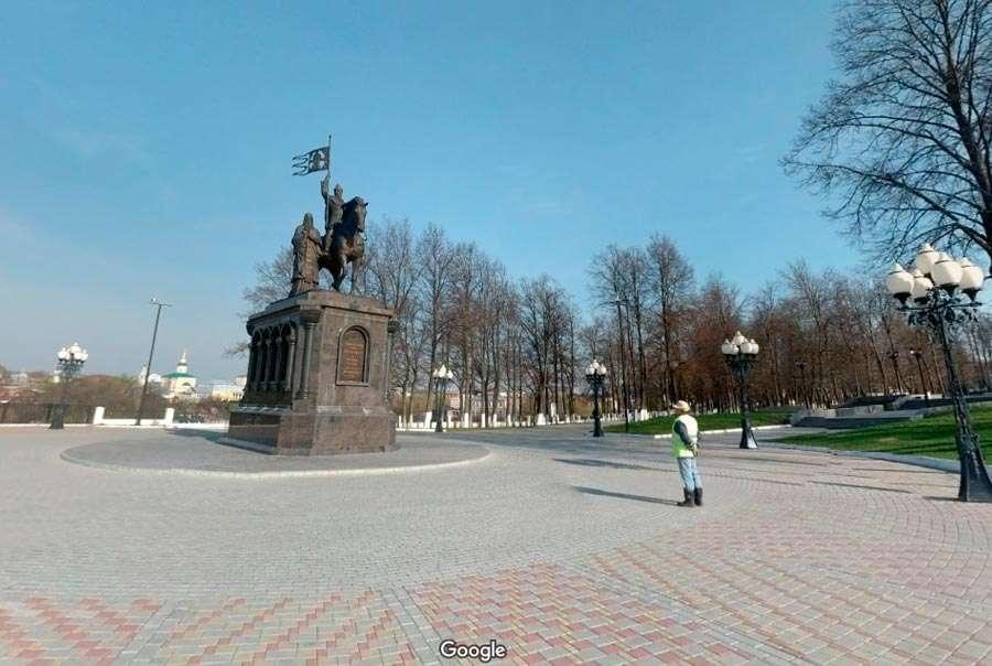 Достопримечательности Владимира за один день
