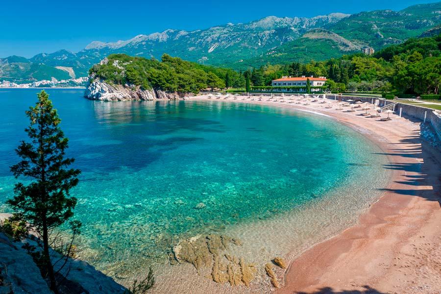 Сезон отдыха в Черногории