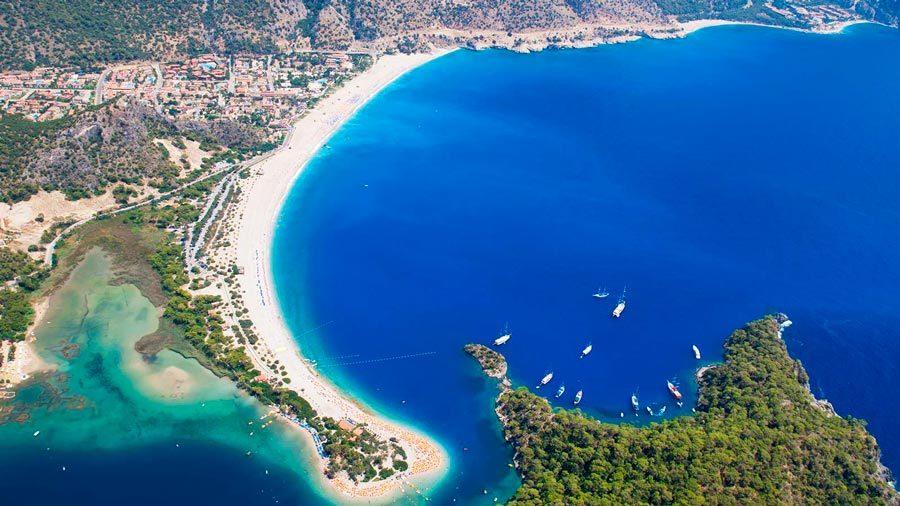 Лучшие песчаные пляжи Турции на море