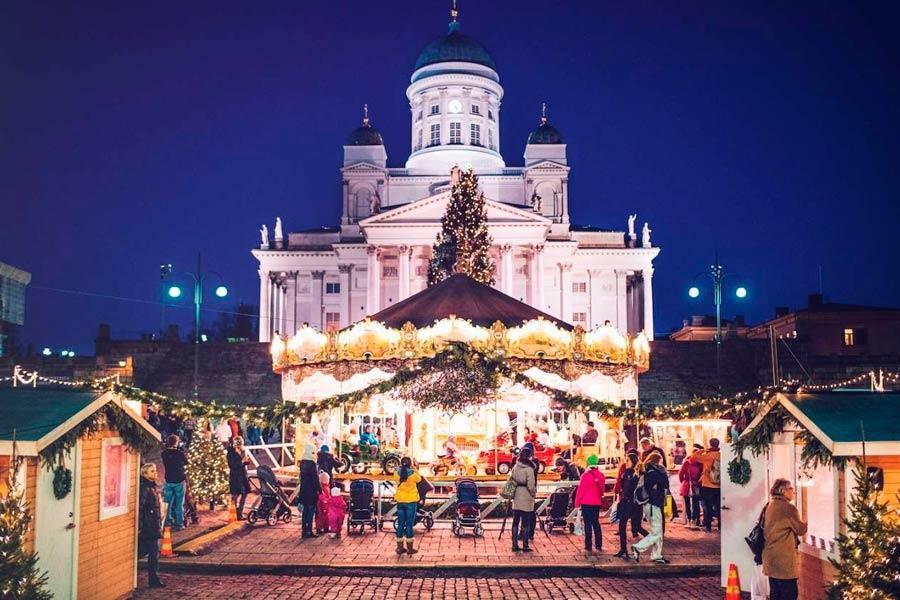 17 интересных достопримечательностей Хельсинки