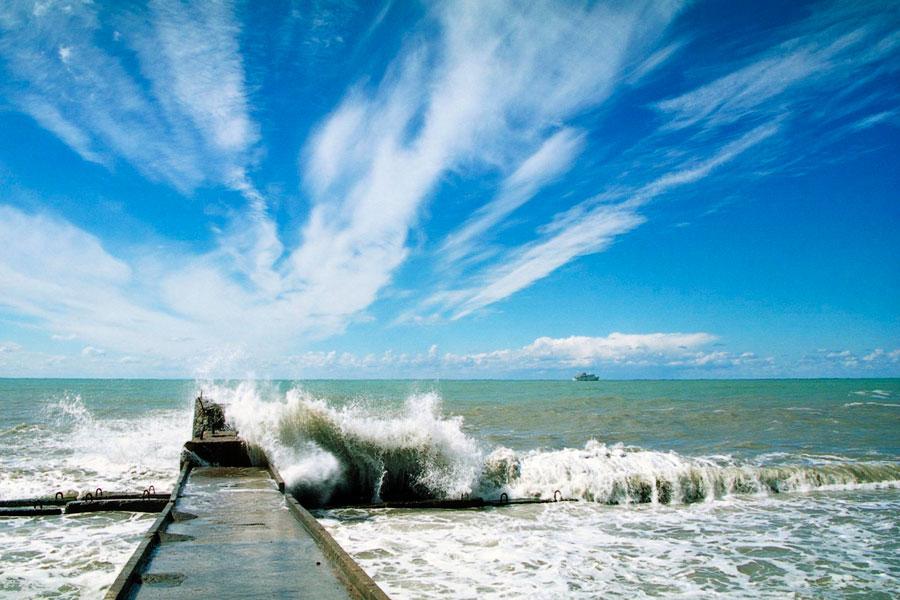 Лучшие пляжи города Сочи