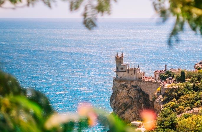 Отдых в Крыму в июле