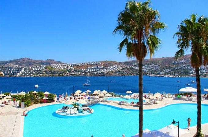 Отдых в Турции в сентябре
