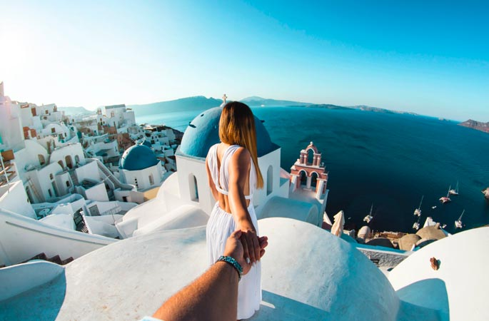Отдых в Греции в апреле