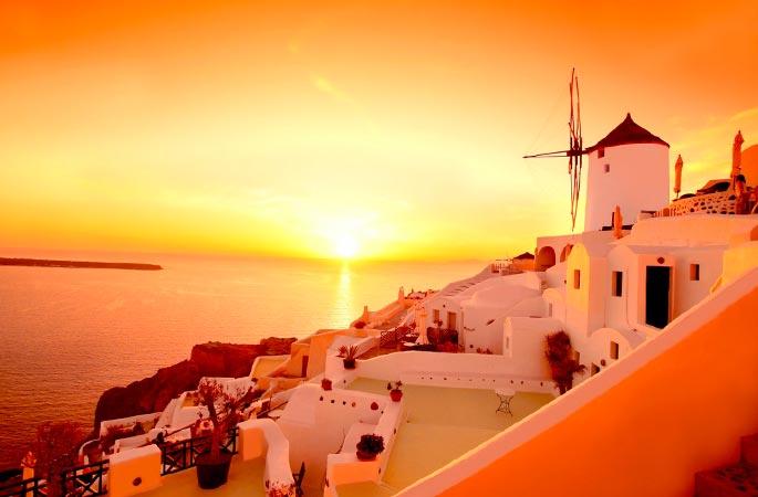 Отдых в Греции в июле