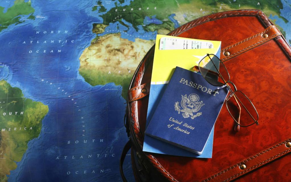 Первый раз за границу куда поехать
