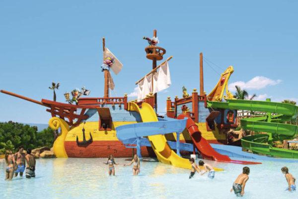 Хороший аквапарк в Испании