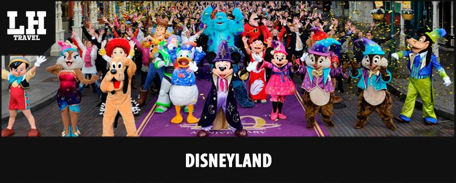 Disneyland-Париж