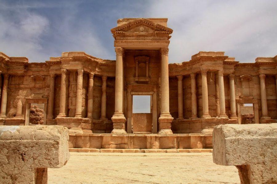 Город Пальмира в Сирии и его достопримечательности