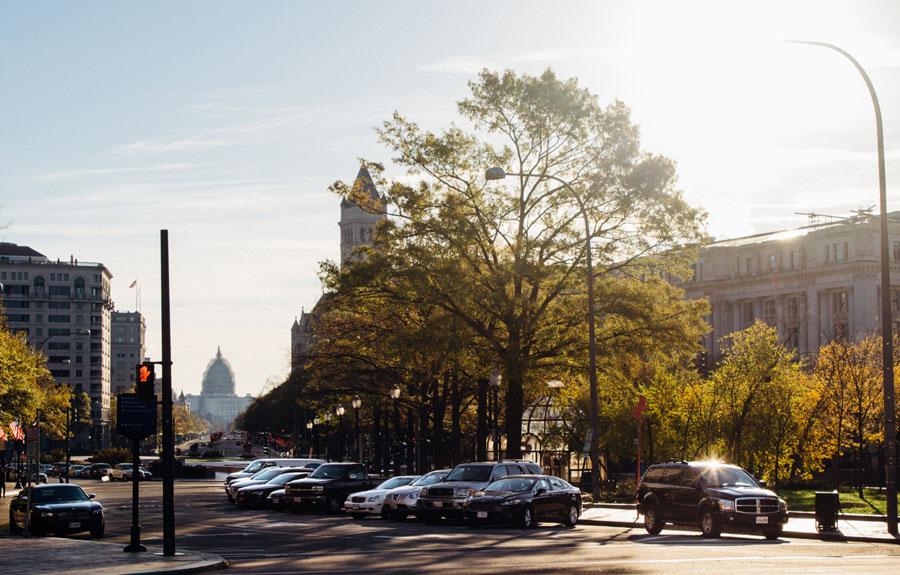 Вашингтон-улицы