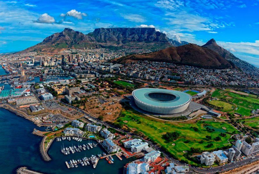 ЮАР-Прививки