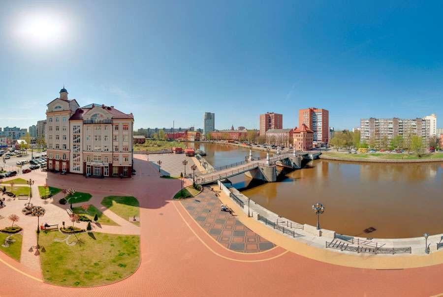 Самостоятельное путешествие в Калининград