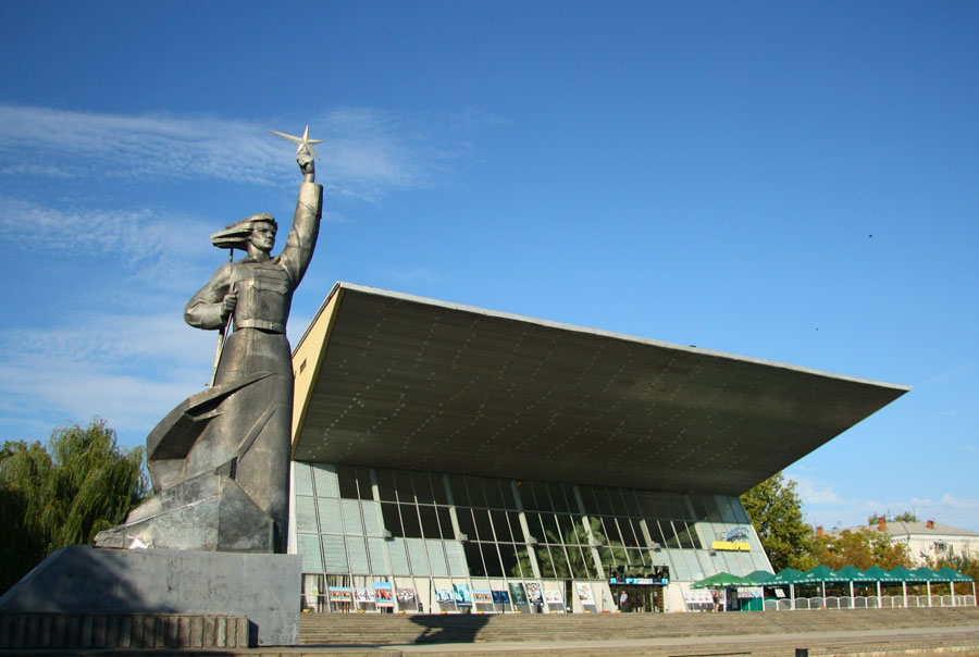 Самостоятельное путешествие в Краснодар