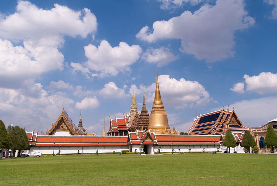 Большой-дворец-Тайланд