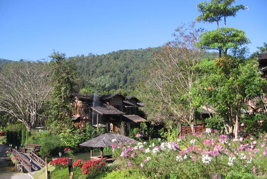Тайская-деревня-на-Пхукете