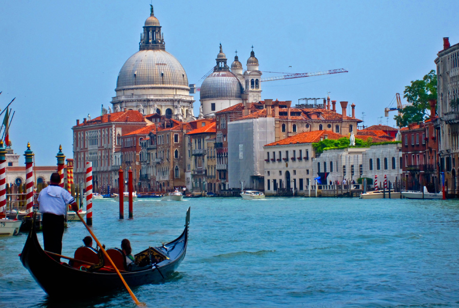 Общественный транспорт Венеции