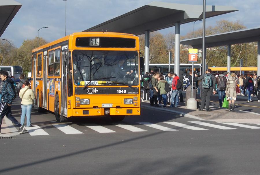 Общественный транспорт Вероны