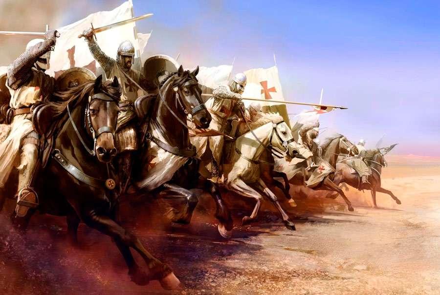 По местам первого крестового похода
