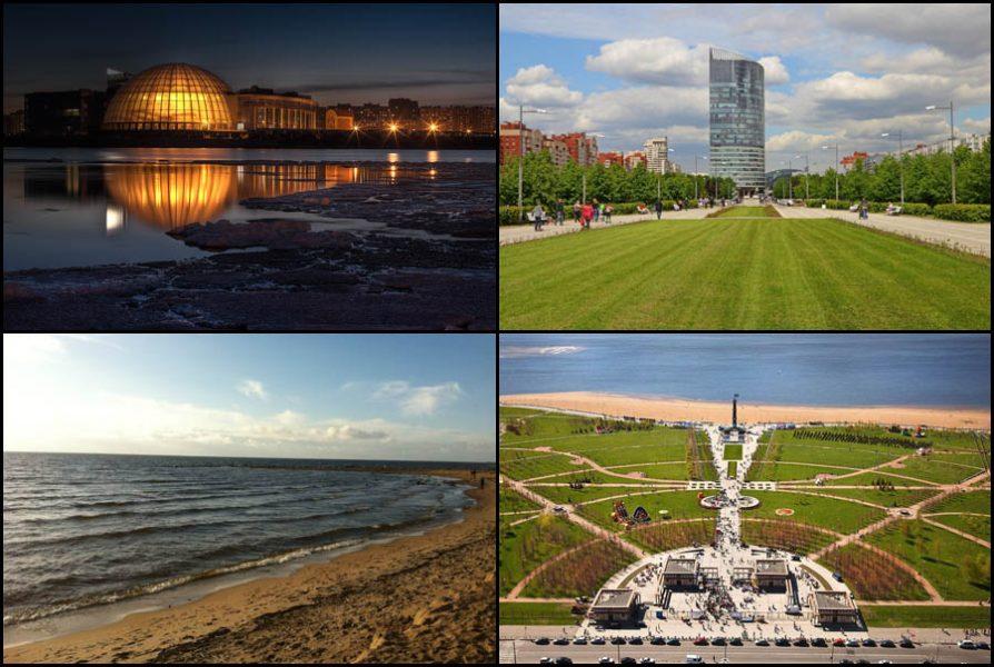 Где погулять в Питере: красивые места для прогулок и отдыха, фото