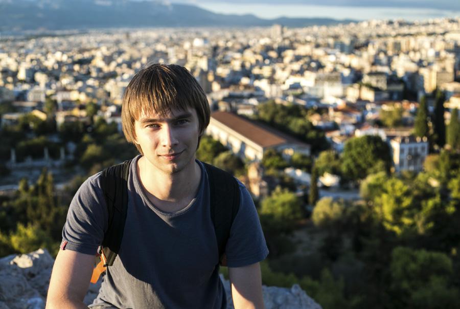Стыковка в Афинах