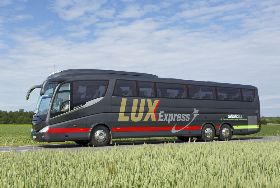 Минтранс наехал на Lux Express