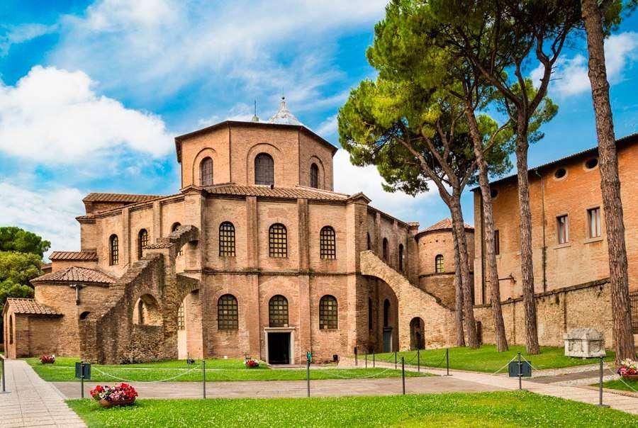 Достопримечательности Равенны в Италии