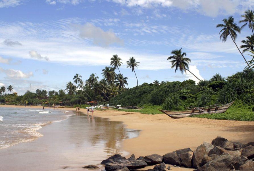 Шри ланка лучшие пляжи для купания
