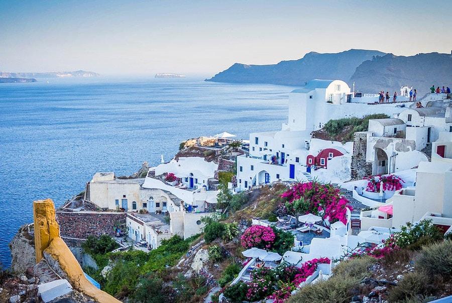 Низкий сезон в Греции
