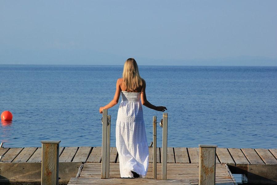 Сезоны отдыха в Греции