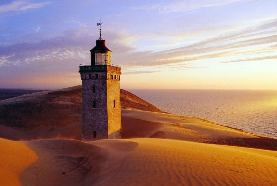 5 маяков с необычной историей