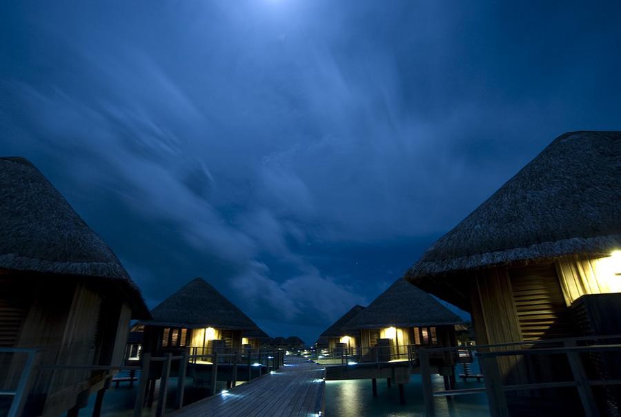 Сезон дождей на Мальдивах