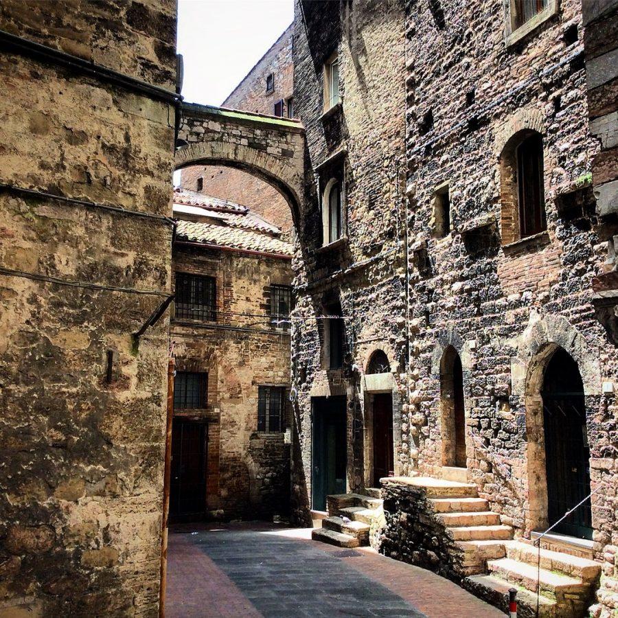Архитектура Перуджи