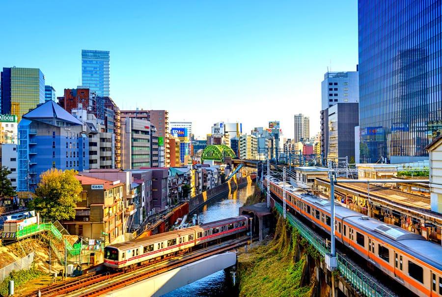 Метро в Токио: как не заблудиться в подземном городе
