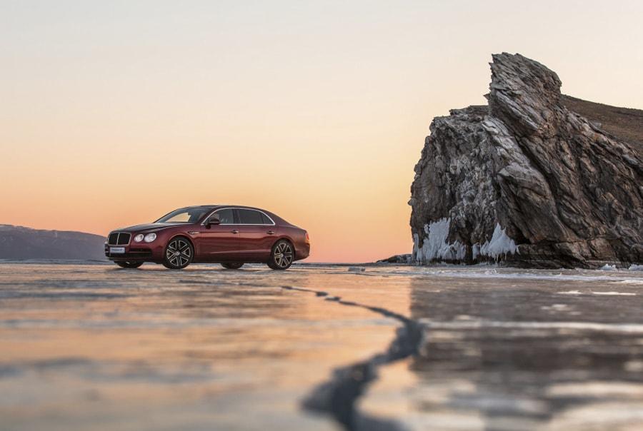 Путешествие на автомобиле на Байкал