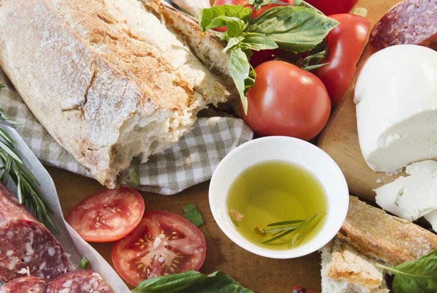 Национальная еда Италии