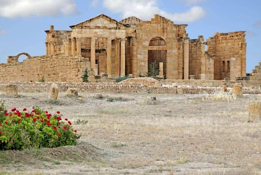Фото и описание достопримечательностей Туниса