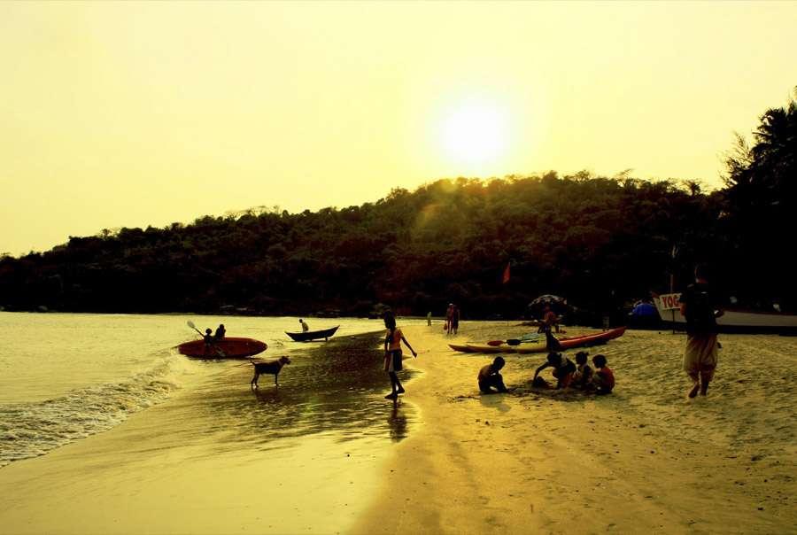 Отдых на Гоа в Индии