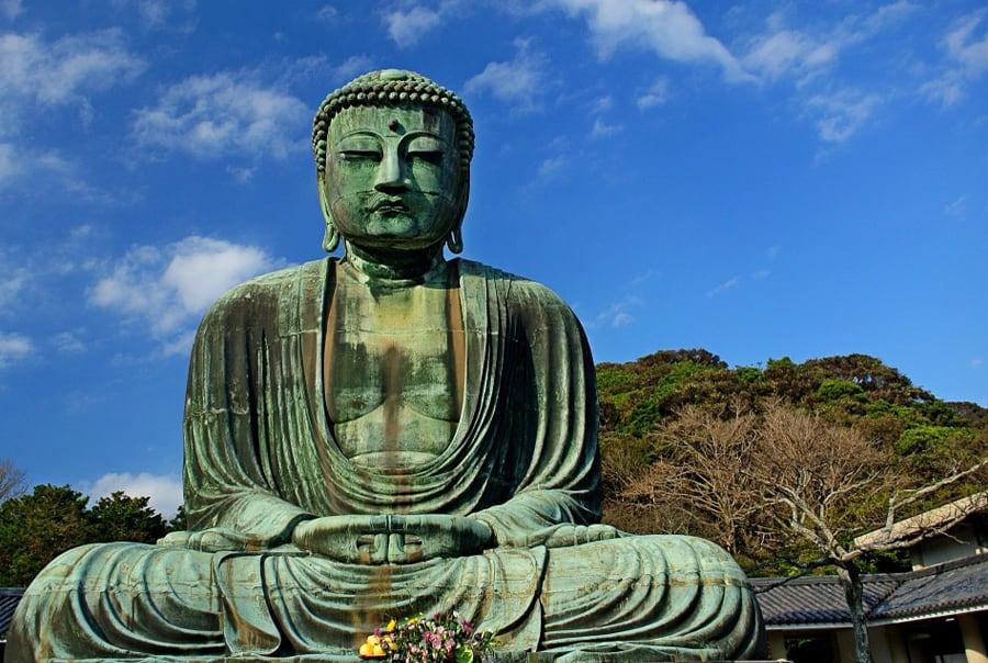 Будда в Камакуре