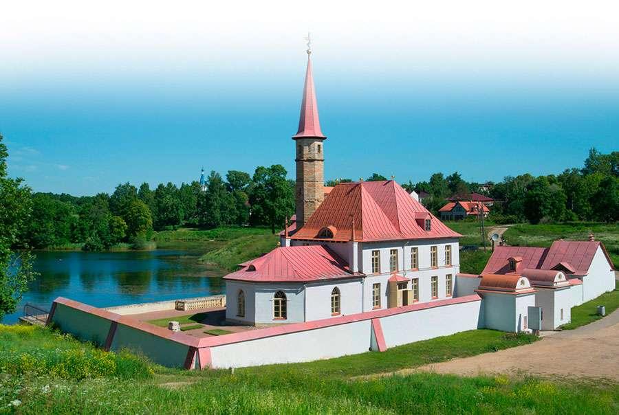 Достопримечательности Гатчины в Ленинградской области
