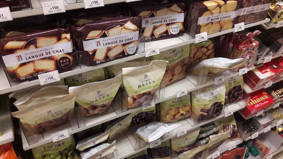 Печенье в Японии