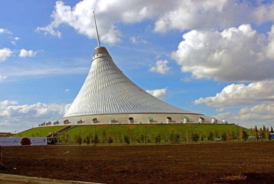 Описание достопримечательностей Астаны в Казахстане