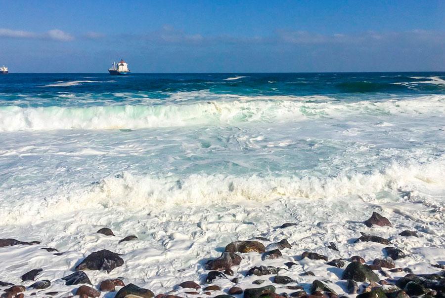 Океан в Чили